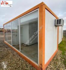 CASETA DE OBRA ACRISTALADA Baustellengerät gebrauchter