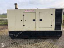 Material de obra Doosan G160 Super Silent generator gerador usado
