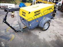 Atlas Copco XAS 37 construction used other