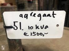 Kubota aggregaat 10 kW 13HP 10 kW 13HP gebrauchter Stromaggregat
