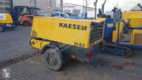 Kaeser M 43 construction used compressor