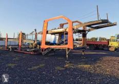 Material de obra Lohr 1.53 naczepa do przewozu pojazdów otros materiales usado
