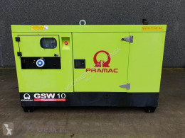 Pramac GSW 10 construction used generator