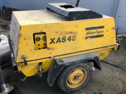 آلة لمواقع البناء Atlas Copco XAS45 مكبس مستعمل