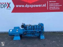 无公告施工设备 12P15 SCE - 400 kVA Generator - DPX-12325 发电机 二手