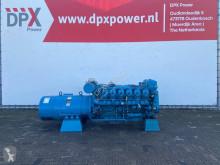 آلة لمواقع البناء مجموعة مولدة للكهرباء DNP12SI - 400 kVA Generator - DPX-12326