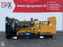Caterpillar 900F - 3412 - 900 kVA Generator - DPX-12367 construction used generator