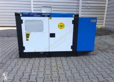 Építőipari munkagép Kawakenki 50 kVa = 40 kW új áramfejlesztő