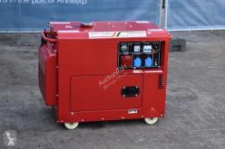 Material de obra gerador KW9500D