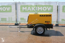 Kaeser M20 tweedehands compressor