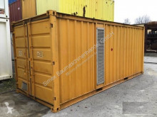 MTU Aggretech 400-325N construction used generator