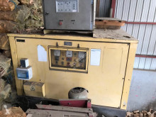Alsthom 140 KVA construction used generator