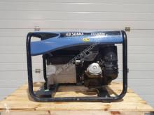 Строителна техника електрически агрегат SDMO 5500T met Kohler benzine motor