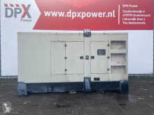 Doosan P126TI -11 - 330 kVA ( Damaged ) - DPX-WTLR construction used generator