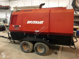 Rotair MDVS185P construction used compressor