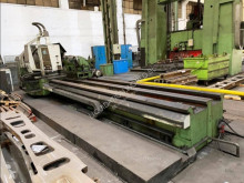Geminis G3 lathe CNC 1.200x6.000 good condition construction used other