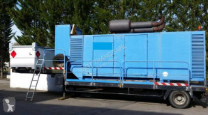 Iveco construction used generator