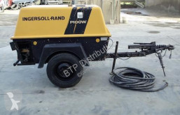 Ingersoll rand P 100 WD construction used compressor