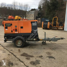 Atlas Copco construction used generator