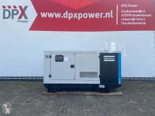 Atlas Copco QIS95 - Cummins - 95 kVA Generator - DPX-12387 construction used generator