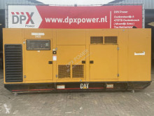 Caterpillar generator construction 500 - 3412 Engine - 500 kVA Generator - DPX-12382
