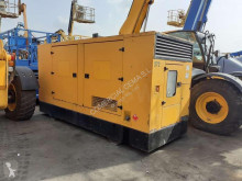 Gesan DPS 200 construction used generator