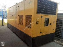 Gesan DPS 670 construction used generator