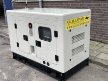 Ricardo 15 KVA Silent Generator 3 Phase or 1 Phase 50HZ NEW UNUSED neu Stromaggregat