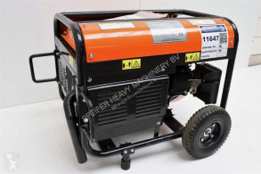 Entreprenørmaskiner motorgenerator 2800P Petrol, Power: 2800/3300 W, Voltage