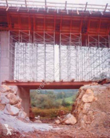 آلة لمواقع البناء هيكل CIMBRA REFORZADA