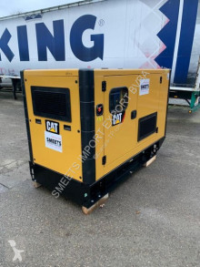 Caterpillar generator construction DE50E0