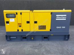 Material de obra Atlas Copco QAS 150 gerador usado