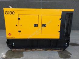 Строителна техника електрически агрегат Doosan G 100