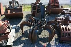 Vybavenie stavebného stroja drapák drapák na šrot Schrottgreifer Sortiergreifer 6 Schalen