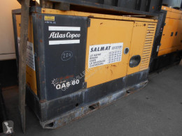 Строительное оборудование электроагрегат Atlas Copco QAS60