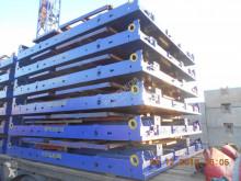 Material de obra Hussor H12 268.80 m² cofre usado