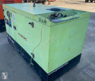 Pramac GSW30 construction used generator