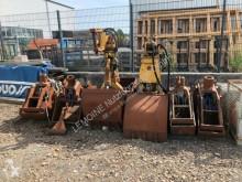 Vybavenie stavebného stroja lopata Caterpillar Schaufeln und Zubehör für CAT-ZEPPELIN-HYUNDAI