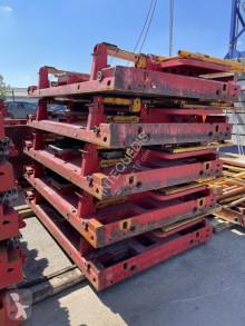 Material de obra cofre Sateco Box Sous-Hausse 2m40x1m50