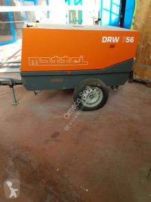 DRW756 construction used compressor