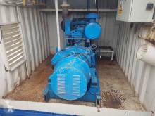 Építőipari munkagép DAF 1160 TURBO + 150 KVA GENERATOR használt áramfejlesztő