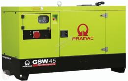 Material de obra Pramac GSW45 gerador usado