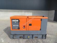 Entreprenørmaskiner Atlas Copco QAS 40 motorgenerator brugt