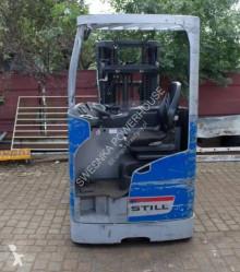 Transpaleta de conductor sentado Still FMX10 wózek wysokiego składowania