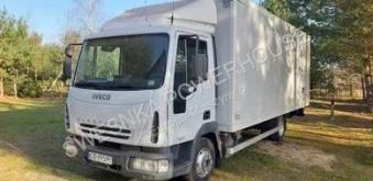 Camion Iveco Eurocargo Eurocargo samochód ciężarowy fourgon occasion