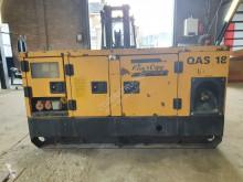 Építőipari munkagép Atlas Copco QAS 18 használt áramfejlesztő