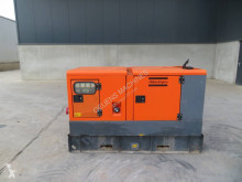 Строителна техника Atlas Copco QAS 40 електрически агрегат втора употреба