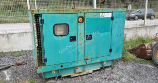 Entreprenørmaskiner Cummins Commins Power Generation C33D5 motorgenerator brugt