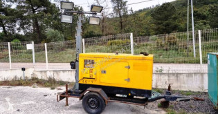 Himoinsa HPW20 construction used generator