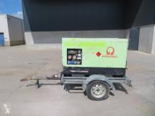 Material de obra Pramac GBW 15 gerador usado